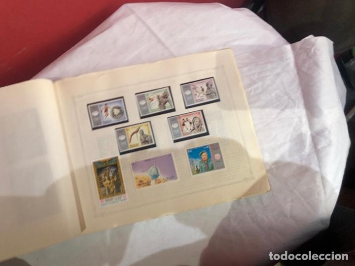 Sellos: Album de sellos antiguo internacional - Foto 8 - 253629060
