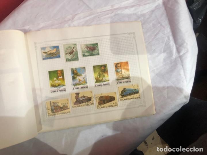 Sellos: Album de sellos antiguo internacional - Foto 10 - 253629060