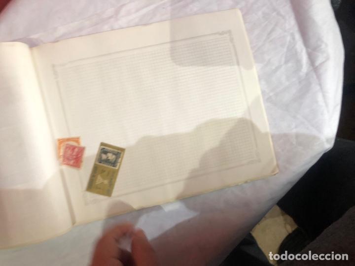 Sellos: Album de sellos antiguo internacional - Foto 11 - 253629060