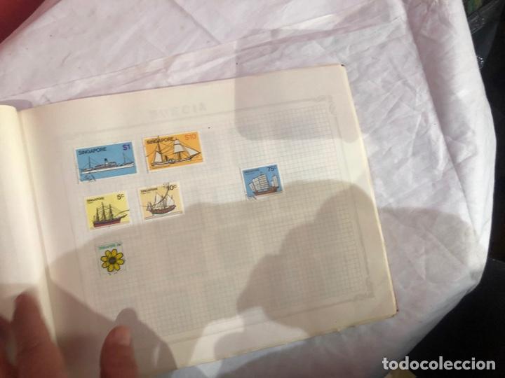 Sellos: Album de sellos antiguo internacional - Foto 12 - 253629060