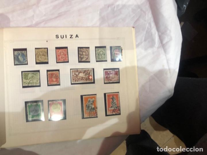 Sellos: Album de sellos antiguo internacional - Foto 18 - 253629060
