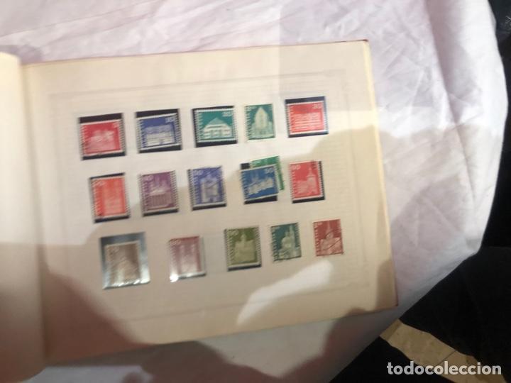 Sellos: Album de sellos antiguo internacional - Foto 20 - 253629060
