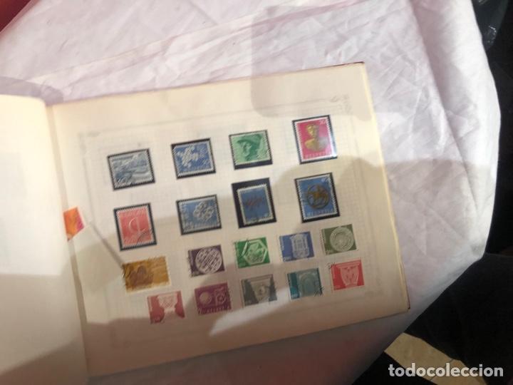 Sellos: Album de sellos antiguo internacional - Foto 22 - 253629060