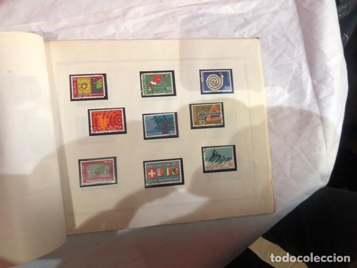 Sellos: Album de sellos antiguo internacional - Foto 23 - 253629060