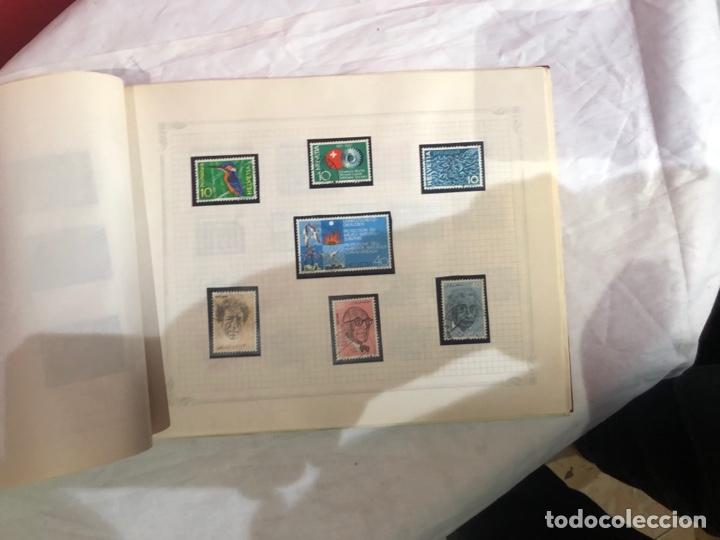 Sellos: Album de sellos antiguo internacional - Foto 24 - 253629060
