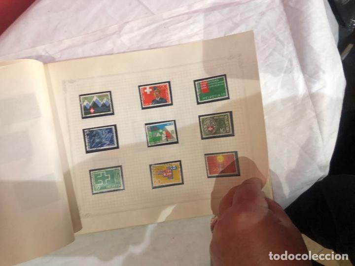 Sellos: Album de sellos antiguo internacional - Foto 25 - 253629060