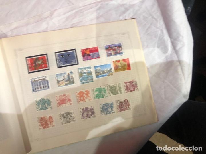 Sellos: Album de sellos antiguo internacional - Foto 27 - 253629060