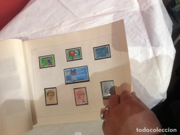 Sellos: Album de sellos antiguo internacional - Foto 28 - 253629060