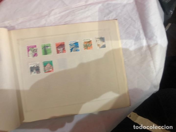 Sellos: Album de sellos antiguo internacional - Foto 29 - 253629060
