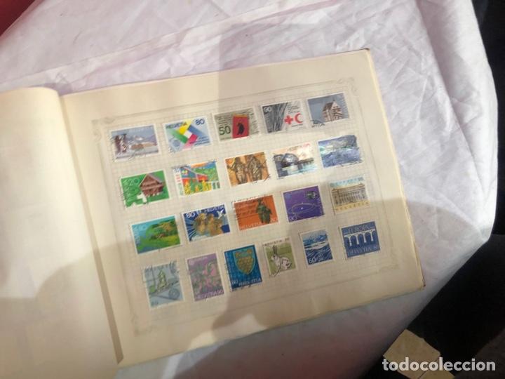 Sellos: Album de sellos antiguo internacional - Foto 31 - 253629060