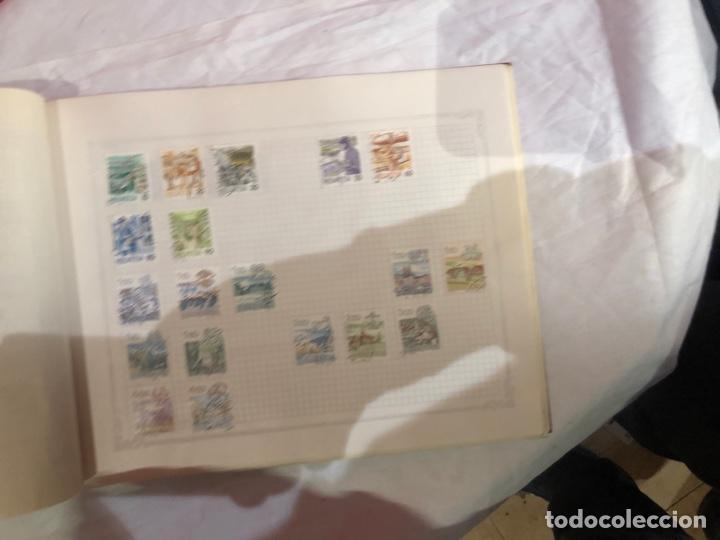 Sellos: Album de sellos antiguo internacional - Foto 32 - 253629060