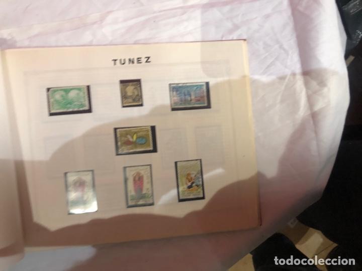 Sellos: Album de sellos antiguo internacional - Foto 34 - 253629060