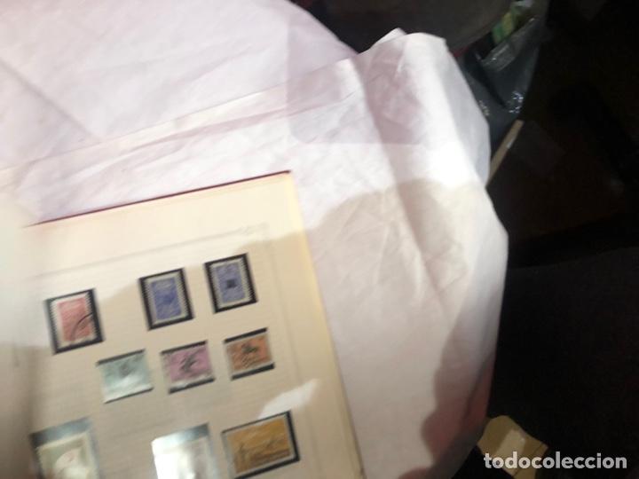 Sellos: Album de sellos antiguo internacional - Foto 38 - 253629060
