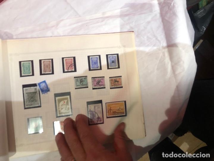 Sellos: Album de sellos antiguo internacional - Foto 39 - 253629060
