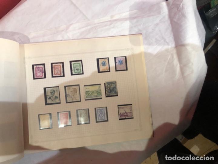 Sellos: Album de sellos antiguo internacional - Foto 40 - 253629060