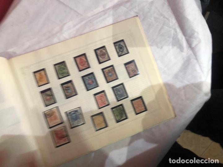 Sellos: Album de sellos antiguo internacional - Foto 41 - 253629060