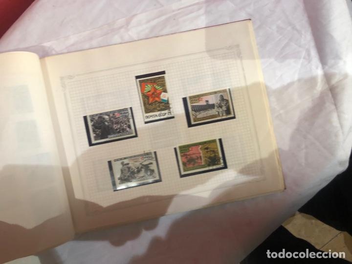Sellos: Album de sellos antiguo internacional - Foto 44 - 253629060