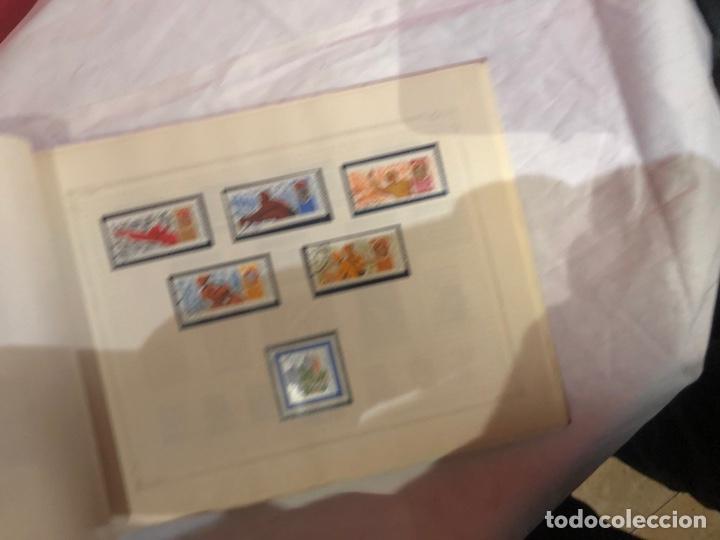 Sellos: Album de sellos antiguo internacional - Foto 45 - 253629060