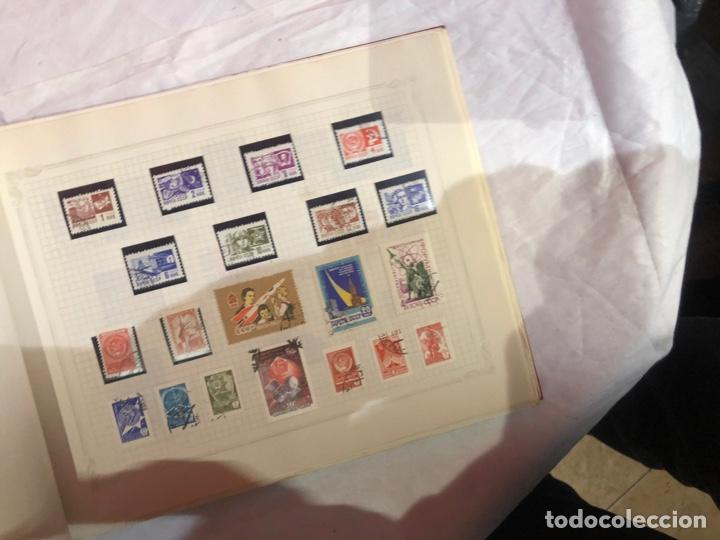 Sellos: Album de sellos antiguo internacional - Foto 46 - 253629060