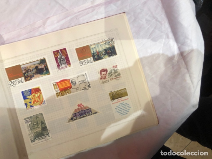 Sellos: Album de sellos antiguo internacional - Foto 47 - 253629060