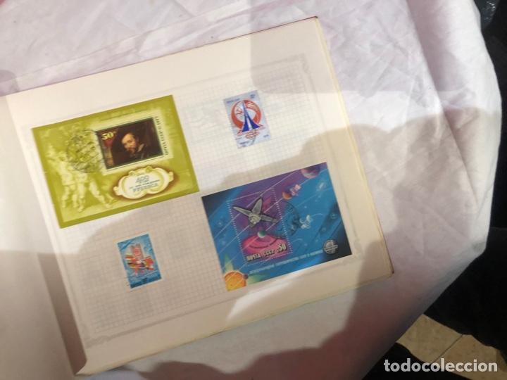 Sellos: Album de sellos antiguo internacional - Foto 50 - 253629060