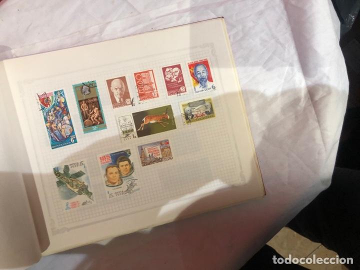 Sellos: Album de sellos antiguo internacional - Foto 51 - 253629060