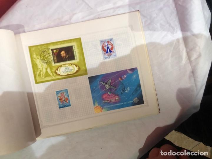 Sellos: Album de sellos antiguo internacional - Foto 53 - 253629060