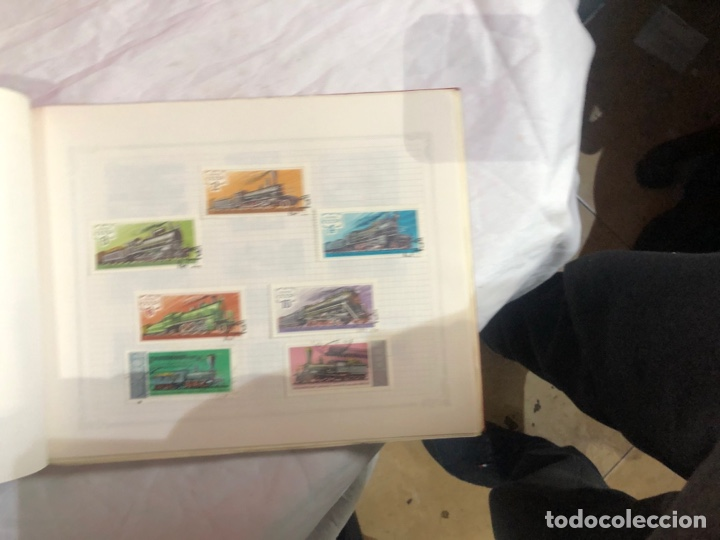 Sellos: Album de sellos antiguo internacional - Foto 54 - 253629060