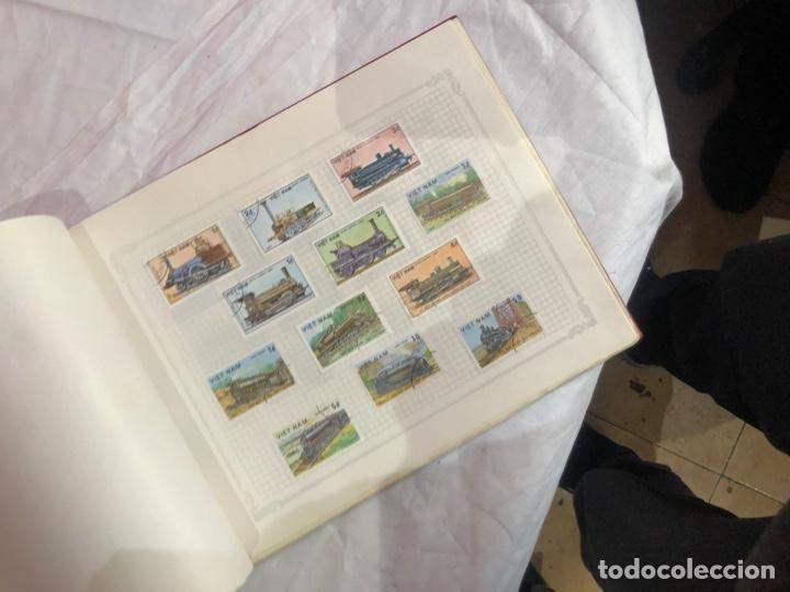 Sellos: Album de sellos antiguo internacional - Foto 56 - 253629060