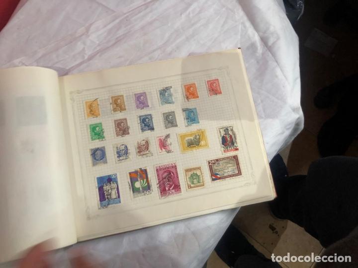 Sellos: Album de sellos antiguo internacional - Foto 58 - 253629060