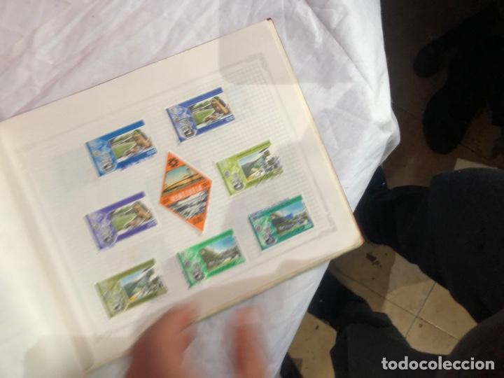 Sellos: Album de sellos antiguo internacional - Foto 60 - 253629060