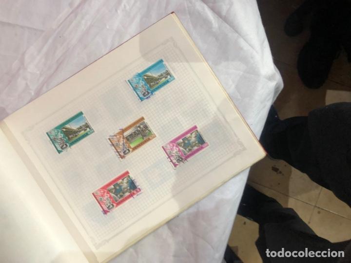 Sellos: Album de sellos antiguo internacional - Foto 61 - 253629060