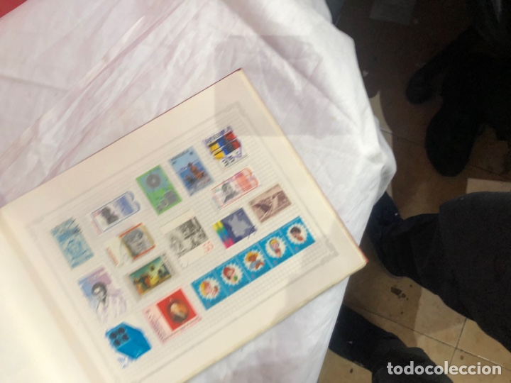 Sellos: Album de sellos antiguo internacional - Foto 62 - 253629060