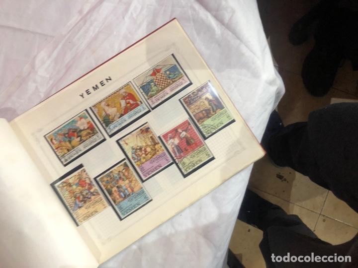 Sellos: Album de sellos antiguo internacional - Foto 66 - 253629060