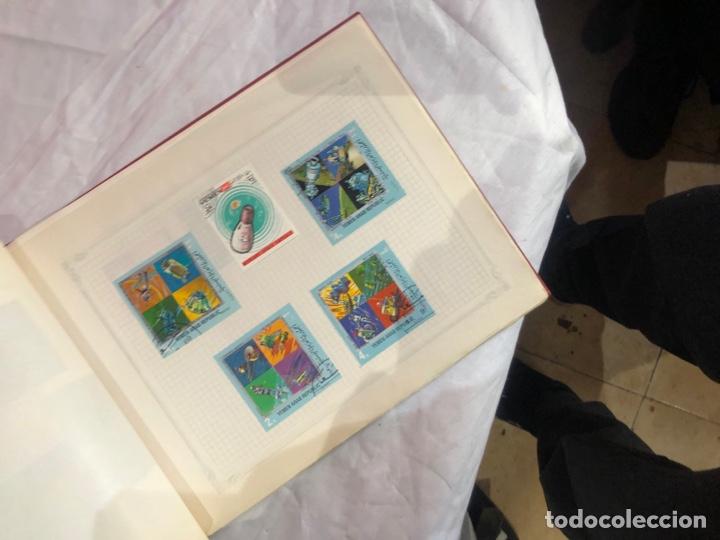 Sellos: Album de sellos antiguo internacional - Foto 67 - 253629060