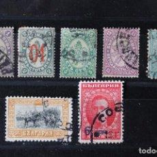 Sellos: BULGARIA SELLOS 1885-1910. Lote 262100750