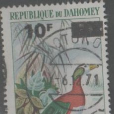 Selos: LOTE (25) SELLO TEMA FAUNA AVES. Lote 268837654