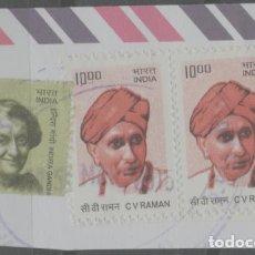 Francobolli: LOTE C2-MATA SELLOS INDIA. Lote 270198238