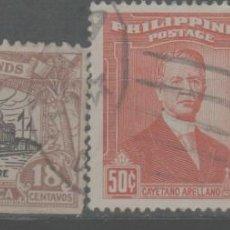 Francobolli: LOTE E2-SELLOS FILIPINAS. Lote 270241753