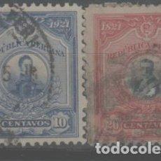 Sellos: LOTE E2-SELLOS PERU. Lote 270241998