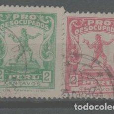 Sellos: LOTE E2-SELLOS PERU. Lote 270242048