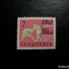 Sellos: /18.07/-ALBANIA-1963-7 L. EN NUEVO(**MNH). Lote 276187758