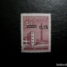Sellos: /18.07/-ALBANIA-1965-15 G. S.30 L. EN USADO/º/. Lote 276188188