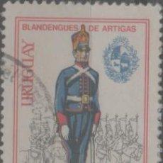Sellos: LOTE A2-SELLO URUGUAY TEMA MILITAR. Lote 277166713