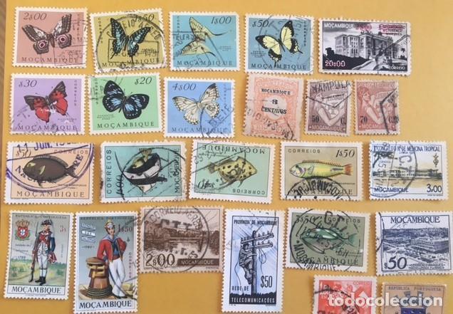 Sellos: 206 Sellos usados Europa, ASIA. Africa y América (desglose en texto) - Foto 7 - 277186648
