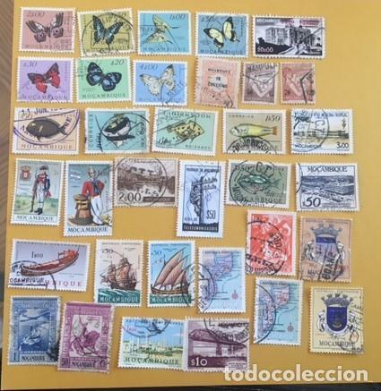 Sellos: 206 Sellos usados Europa, ASIA. Africa y América (desglose en texto) - Foto 9 - 277186648