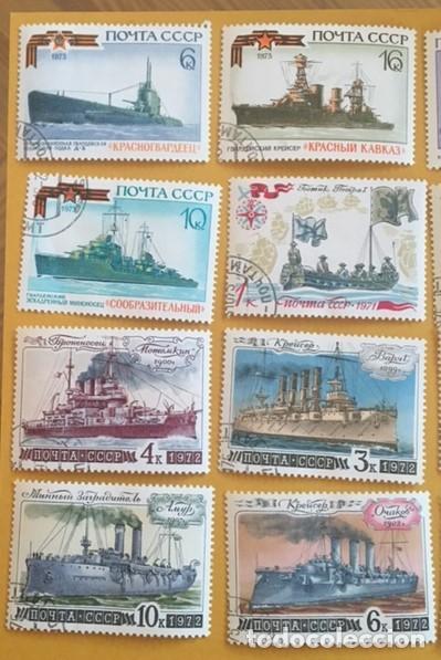 Sellos: 206 Sellos usados Europa, ASIA. Africa y América (desglose en texto) - Foto 11 - 277186648