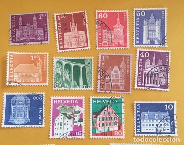 Sellos: 206 Sellos usados Europa, ASIA. Africa y América (desglose en texto) - Foto 15 - 277186648