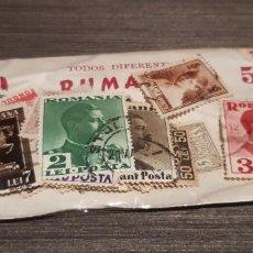 Sellos: LOTE DE SELLOS DE ROMANIA NUEVOS EN BLISTER CERRADO. Lote 277437358