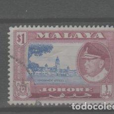Sellos: LOTE X-SELLO MALAYA VALOR ALTO. Lote 277576663